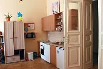 V dětském domově vaří v nové kuchyni