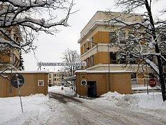 Kasárna T. G. Masaryka  v Pardubicích