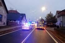 Nehoda v Rohovládově Bělé, 27.1.2020
