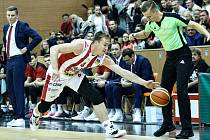 Tomáš Vyoral v dresu BK JIP Pardubice