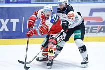 Generali play off Tipsport extraligy - osmifinále: HC Dynamo Pardubice - HC Energie Karlovy Vary