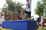 Sportovní park Pardubice.