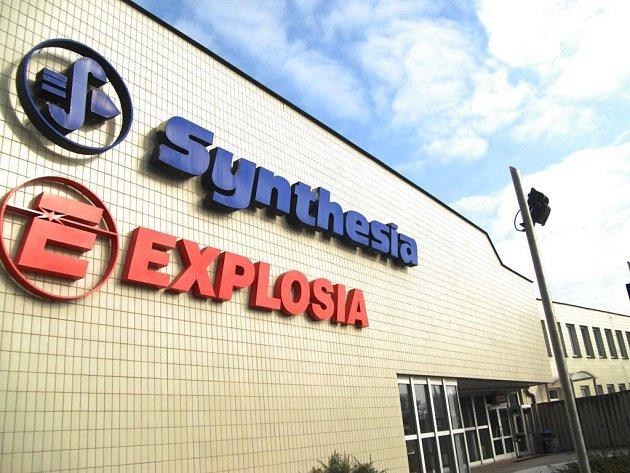 Synthesia, Explosia Pardubice