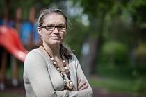 Markéta Tauberová, ředitelka Dětského centra Veská.
