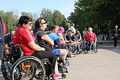 Kemp Buňkov se stává sportovním centrem vozíčkářů, jaké nemá v republice obdoby.