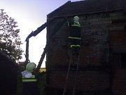 Odstraňování následků požáru
