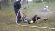 Tlak vody s holkama zamává 2006