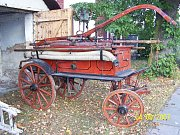 Koňská stříkačka 1895