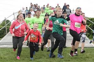 Barth day na pardubickém dostihovím závodišti přinesl kromě sportovních zážitků i mnoho soutěží pro děti.