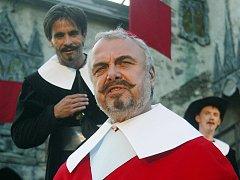 Vladimír Čech jako kardinál Richelieu