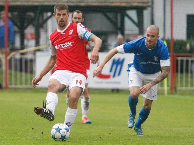 Pardubice  –  Vlašim 2:0