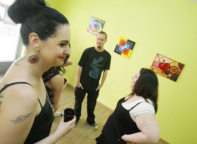 Otevření Hell Yeah Gallery v Pardubicích