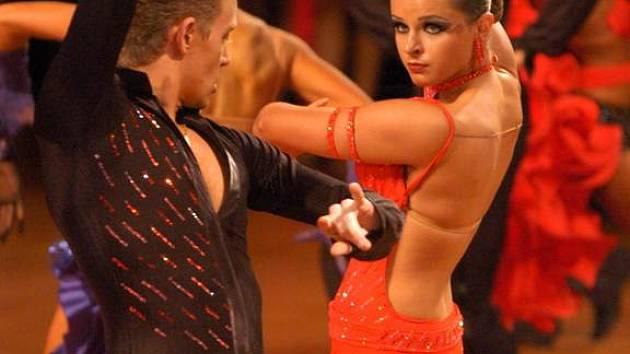 Tanec je stále oblíbenějším koníčkem.