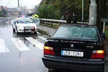Kolizi dvou vozidel zavinilo nedání přednosti