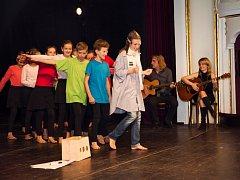 Muzikál Malý princ odstartoval ve Východočeském divadle v Pardubicích Týden s Montessori.