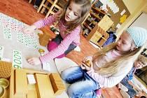 Montessori třída na ZŠ Polabiny 1