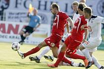 FC Hradec Králové - FK Pardubice 2:2