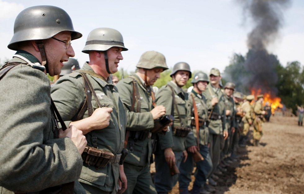 Seřazený Wehrmacht