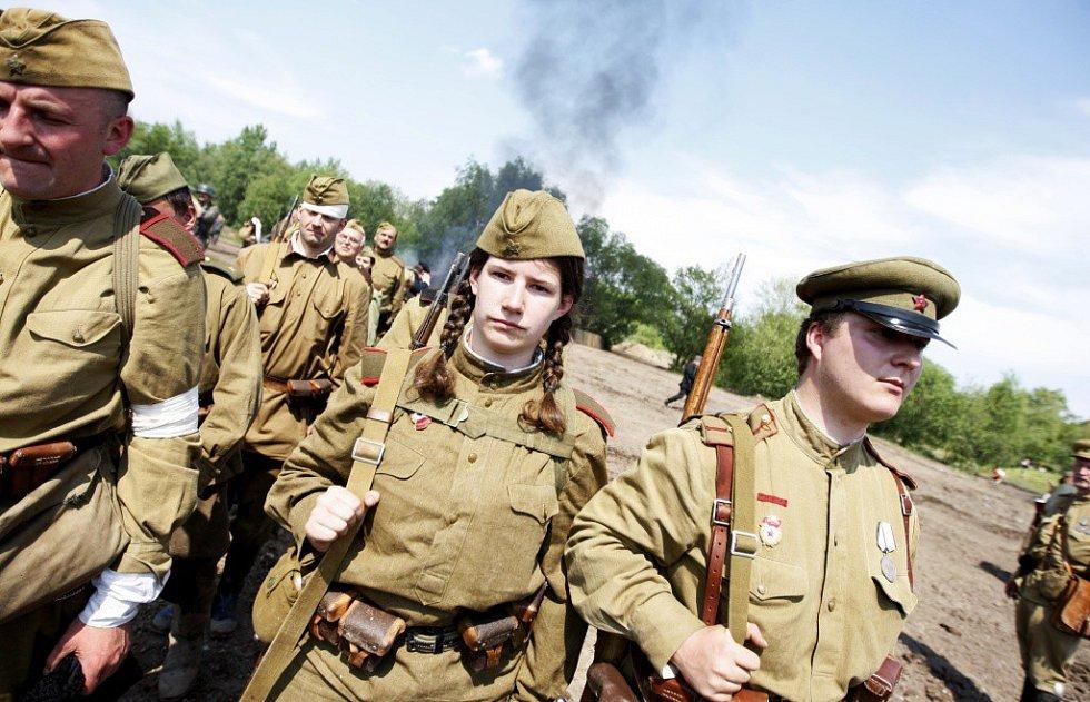 Vítězná Rudá armáda