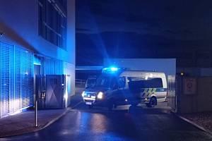 Pardubičtí policisté odjeli na jižní Moravu postiženou tornádem