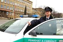 Policie v pátek otevře nejen dveře svých vozů, ale rovnou celé okresní ředitelství