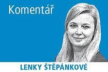 Komentář Lenky Štěpánkové