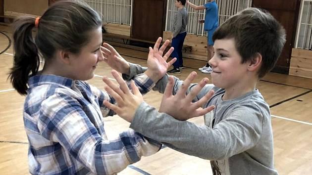 Stop násilí na školách má studenty připravit na případný útok na školu. Foto: