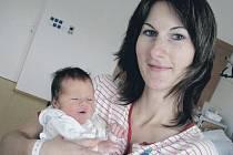 Tereza Hlavatá se narodila 20. června v 8:53 hodin. Měřila 49 centimetrů a vážila 2800 gramů. Maminku Lucii u porodu podporoval tatínek Richard a doma v Pardubicích čeká třináctiměsíční Barborka.
