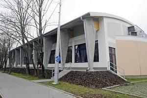 Na dostavbu sportovní haly na Dašické půjdou další miliony.