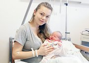 MARIANNA NÝVLTOVÁ se narodila 21. ledna ve 4 hodiny a 19 minut. Měřila 50 centimetrů a vážila 3420 gramů. Maminku Sabinu podpořil u porodu tatínek Jan. Doma v Černilově na nového sourozence čeká třiapůlletý Tobiáš.