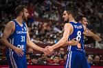 Česká reprezentace na MS v basketbalu v Číně