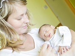 Matěj Rychtařík se narodil 7. srpna ve 12:30 hodin mamince Lence. Měřil 46 centimetrů a vážil 2340 gramů. Doma na nový přírůstek do rodiny čeká tatínek Milan.