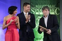 Slavnostní vyhlášení Nejúspěšnějšího  sportovce pardubicka roku 2018 v pardubickém Kulturním domě Hronovická.