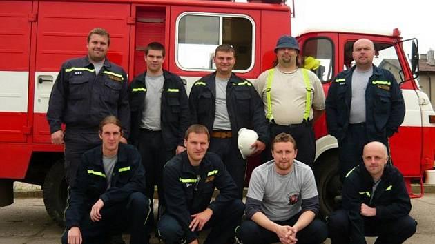 Dolnoředičtí hasiči jsou specialisté na povodně. Neztratí se ale ani na soutěžích.