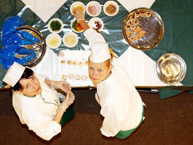 Výstava Gastro 2009