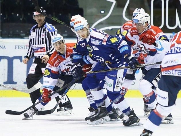 HC Dynamo Pardubice – Kometa Brno 3:4 v prodloužení
