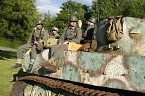 Putování Normandií 70 let ode Dne D s KVH Pardubice na vás čeká ve čtvrtek 9. října od 18:00 hodin na pardubickém zámku.