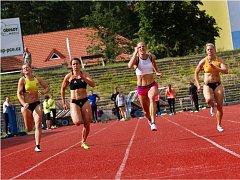 Sprinterky na 100 m