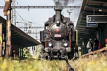 Pardubický kraj chystá na vybrané tratě kolem Králicka provoz parních vlaků