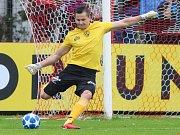 Fotbalová FORTUNA:NÁRODNÍ LIGA: FK Pardubice - SK Dynamo České Budějovice.