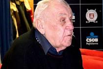 Horymír Sekera na archivním snímku z roku 2013