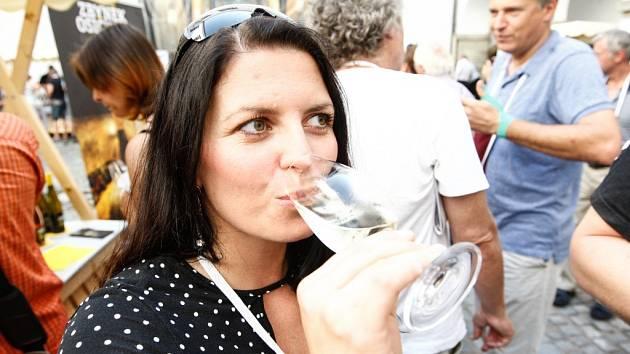 20. ročník Pardubického festivalu vína.