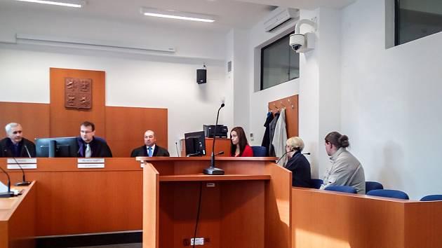 Obžalovaná 30letá žena z Pardubic své dítě opařila při koupání. Úmysl jí ale soud nedokázal.