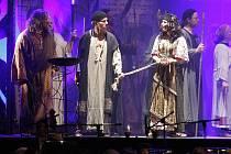 V ČEZ Areně se konala Verdiho opera Nabucco v podání špičkových umělců.