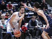 Kvalifikace na MS basketbalistů: Česká republika - Francie.