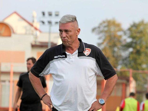 Trenér Živanic Roman Oliva