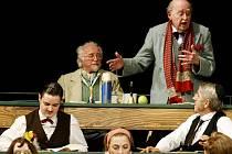 Vítězem X. ročníku Grand festival smíchu se v Pardubicích stala komedie: Pan Kaplan má třídu rád.