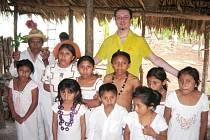 Jiří Ševčík na návštěvě Mexika