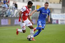 FORTUNA:LIGA - 7. kolo: FK Pardubice - FC Slovan Liberec