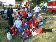 Výkvět mladých hasičů